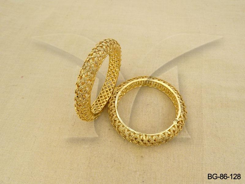 Gold Bangles New Design