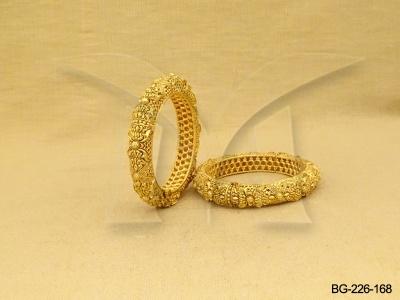 Antique Jewellery , Golden Bangles Latest Designs Latest ...