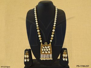 Antique Designer Pendant Set Jewellery