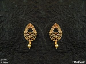Royal Antique Earrings Jewellery