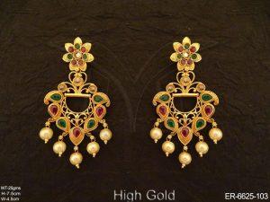 Designer Antique Earrings