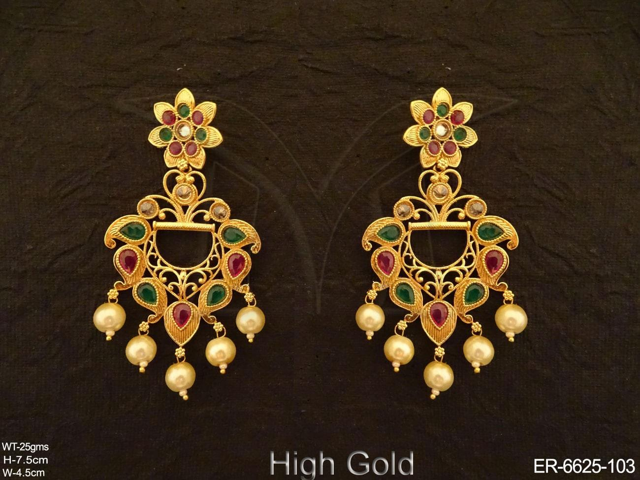 Designer Antique Earrings